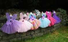 Fairy party clothes
