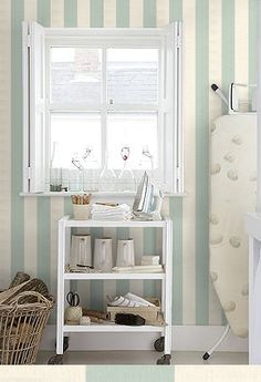 rolling cart for laundry room