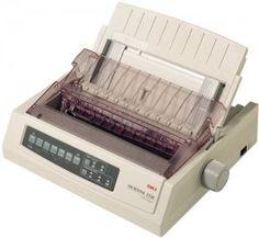 Matrycowa drukarka igłowa OKI ML 3321 eco Printer Driver, Internet Radio, Epson, Computer Accessories, Usb, Printers, March, Printer
