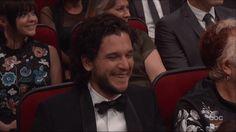 Kit Harington's Reaction To Jimmy Kimmel's Masturbation Joke Was Perfect…