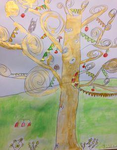 Klimt, children