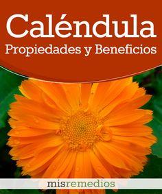 #Caléndula - Propiedades y Beneficios #PlantasMedicinales