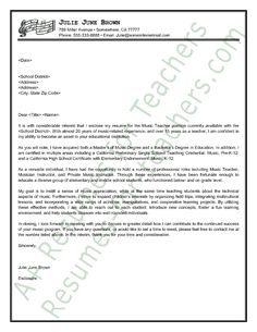 ESL) English as a Second Language Teacher Cover Letter Sample ...