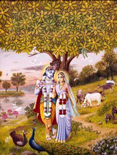 Jai Shri Shri Radhe Krishna