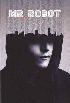 A fantastic poster of Rami Malek who stars as cyber-vigilante Elliot Alderson on the amazing TV tech-noir thriller Mr Robot! Ships fast. 24x36 inches. Need Poster Mounts..? pw51858F