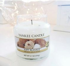 Yankee Candle has the best smelling candles
