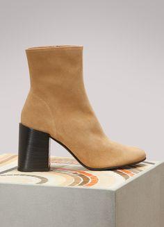 Acne Studios femme   Mode luxe et contemporaine. ACNE STUDIOS Bottines Saul  Reverse 4f3413d485e