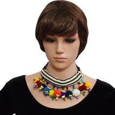 Jeko Moti Designer Necklace for Navratri @Just Rs.340 + Free Shipping…