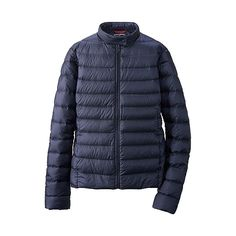 Navy Ultra Lite Down Jacket - Uniqlo £39.90
