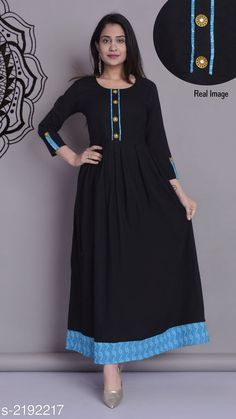 Kurtis & Kurtas Trendy Cotton Long Kurti  *Fabric* Cotton  *Sleeves* Sleeves Are Included  *Size* S- 36 in, M- 38 in, L- 40 in, XL- 42 in , XXL - 44 in  *Length* Up To  54 in  *Type* Stitched  *Description* It Has 1 Piece Of Long Kurti  *Work* Printed  *Sizes Available* XS, S, M, L, XL, XXL, XXXL *   Catalog Rating: ★4 (1240)  Catalog Name: Dharya Cotton Long Kurtis Vol 4 CatalogID_291238 C74-SC1001 Code: 024-2192217-