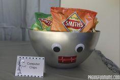 Robot Party Decoration Ideas |