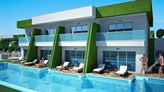 Hotel Royal Heaven Villas, Belek, Antalya, Turcia Hotel Royal, Antalya, Villas, Heaven, Mansions, House Styles, Home Decor, Tourism, Sky