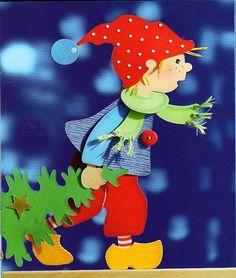 ru / Foto nº 25 - 411 - Galeria.ru / Foto nº 25 - 411 - Christmas Crafts For Kids, Christmas Colors, Christmas Art, Holiday Crafts, Birthday Chart Classroom, Christmas Window Decorations, Xmas Stockings, Christmas Templates, Christmas Coloring Pages