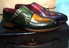 Handmade scarpe SS2015 Spring Summer col Oscar William (ROSEMOOR ST)zilli-brioni