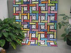 "FREE pattern: ""Kendra"" (by L'Fair Quilts)"