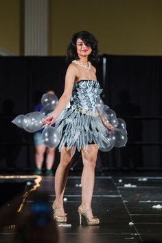 Condom Couture Fashion Show at UMD