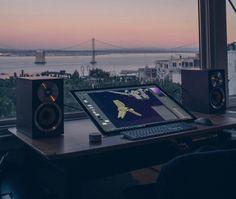 Surface Studio or iMac?  - u/caliform #minimalsetups . . . #minimal #setup #workspace #design #apple #flatlay #homeoffice #workspacewednesday #deskgoals #workspacestyling #ikea #appleandcoffee #minimalism #peoplescreative #designporn #inspiration