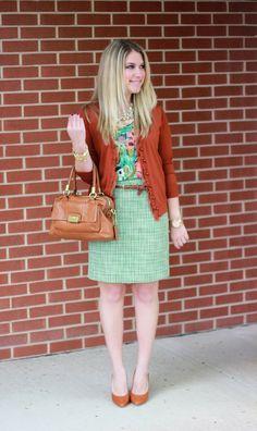 teacher style fashion - Google Search