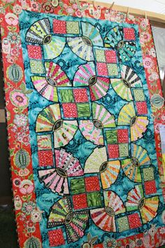 Sisters, OR Quilt Show 2013. This quilt show is on my Bucket List.
