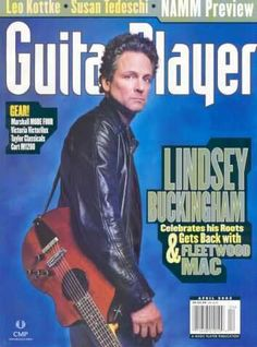 The Eternal Return - Lindsey Buckingham Interview, Guitar Player ...