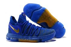 "949f6926b5d5 Buy Nike KD 10 ""Celebration"" Racer Blue Metallic Gold New Year Deals from  Reliable Nike KD 10 ""Celebration"" Racer Blue Metallic Gold New Year Deals  ..."