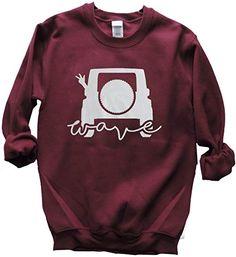 Jeep Sweatshirt, Jeep Shirts, Sweater Shirt, Diy Shirt, Shirts & Tops, Jeep Clothing, Woman Clothing, Custom Clothing, Jeep Sahara