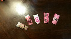 Barbie nails ☆☆