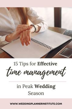 Now more than ever, the most desirable social currency is time—and knowing how to use it wisely. As a result, time management skills are critical to every facet of successful wedding planning. Effective Time Management, Time Management Skills, Wedding Tips, Wedding Planning, Wedding Coordinator, Wedding Season, Perfect Wedding, Success, Invitations