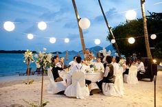 Samui Wedding Sareeraya Villas Suites Koh Weddings In Thailand