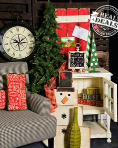 Christmas Home Decor By Real Deals On