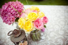 GRO Floral and Event Design | California Love: Emily & Michael