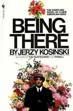 Jerzy Kosinski's Being There read by Dustin Hoffman. | 16 Audiobooks Read By A-List Celebrities MAYBE---find out more about the book