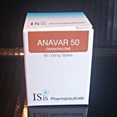 anavar isis pharmaceuticals