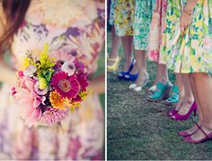 A Colorful Vancouver Wedding: Stella + Armstrong