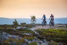 Maastopyöräily laajentaa Ylläksen sesonkia.