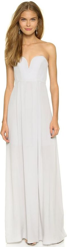 online shopping for Zimmermann Strapless Maxi Dress from top store. See new offer for Zimmermann Strapless Maxi Dress Designer Bridesmaid Dresses, Grad Dresses, Designer Dresses, Formal Dresses, Melissa Odabash, Mara Hoffman, Cynthia Rowley, Rachel Zoe, Marchesa