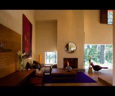 Los Tecorrales (Valle de Bravo, MX) Interior Design: Legorreta + Legorreta