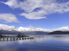 Lago Nahuel Huapi, Isla Victoria, provincia de Neuquen, Argentina