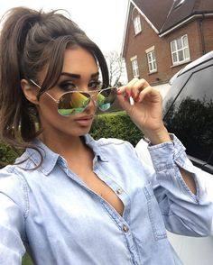 TOWIE's Megan McKenna just revealed something horrible about her health... ❤️️