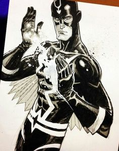 Black Bolt by Andrew Robinson °°