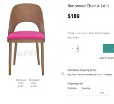 16 Weeks, Bentwood Chairs, Dining, Stuff To Buy, Furniture, Home Decor, Food, Decoration Home, Room Decor