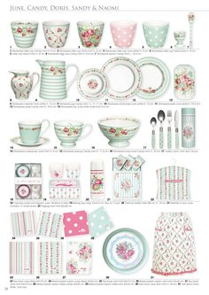 greengate candy mint