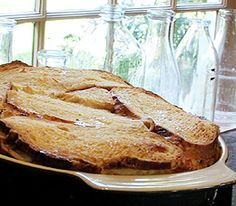 Asiago Cheese Strata :: Recipes :: MyPanera