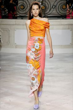 Peter Pilotto Londra - Spring Summer 2018 Ready-To-Wear - Shows - Vogue.it