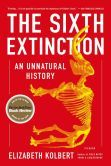 The Sixth Extinction: An Unnatural History by Elizabeth Kolbert.  A must read for anyone concerned about the earth.  Humans appear to be the ultimate invasive species......