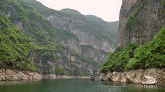 The 3 gorges on the Yangtze River in China by Viking Cruises. #rivercruise   #vikingcruises   #china   #travel