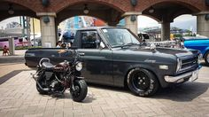 Toyota Corona, Nissan Sunny, Japanese Cars, Kustom, Pickup Trucks, Old Cars, Cars And Motorcycles, Diesel, Antique Cars