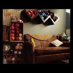 Dream knit spot!