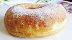 Jacque Pepin, Russian Recipes, Doughnut, Food And Drink, Cooking Recipes, Bread, Meals, Cookies, Baking