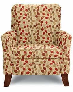 Riley High Leg Recliner by La-Z-Boy. Same chair but also love this fabric.